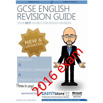 Mr Bruffs GCSE English Revision Guide eBook