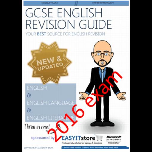 Mr Bruffs GCSE English Revision Guide eBook