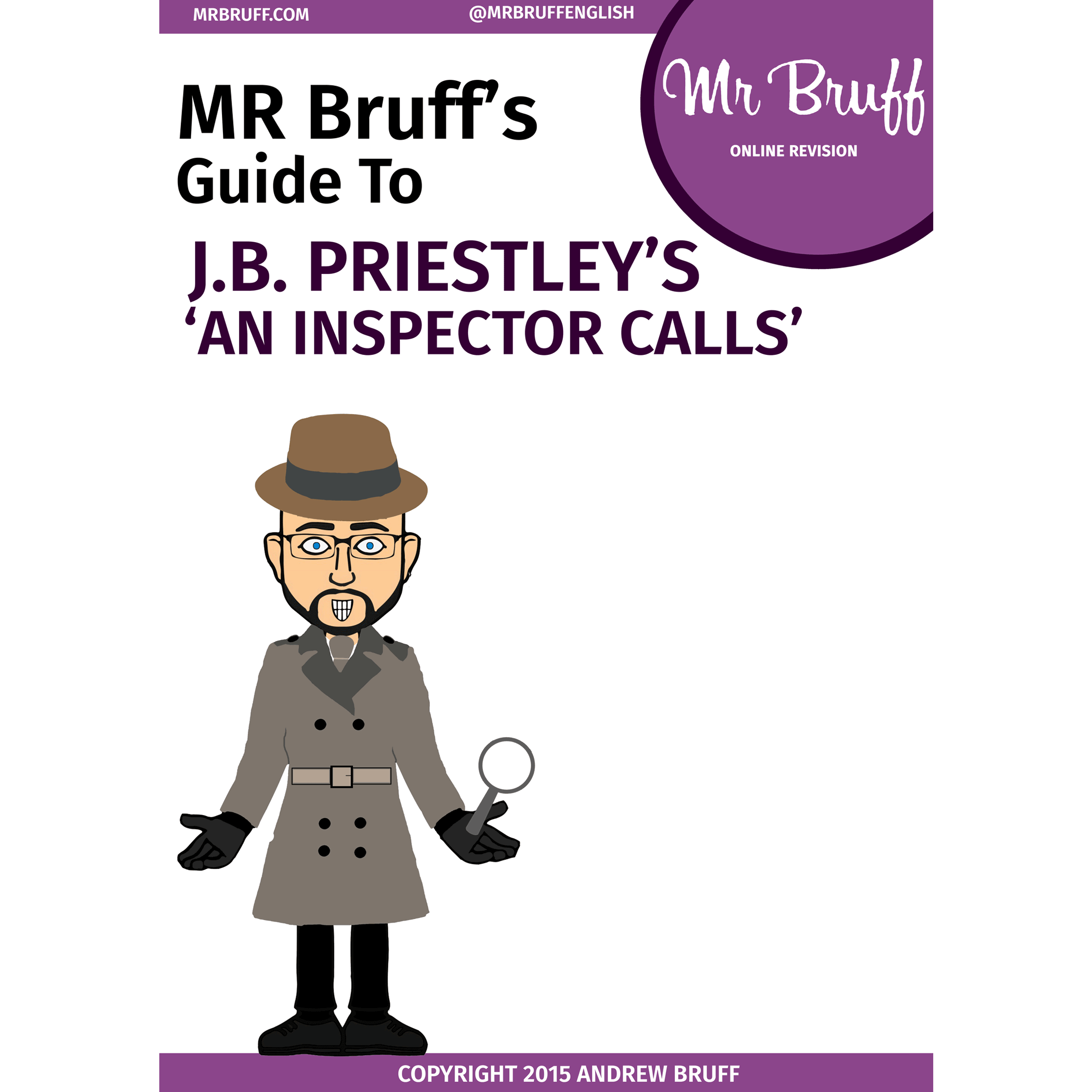 the inspector in jb priestlys essay Essay about jb priestley's an inspector calls jb priestley's an inspector calls an inspector calls was set 1n 1912, this is a play which contains many social and political messages.