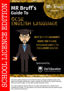 Mr-Bruffs-Guide-to-GCSE-English-Language-School-Licence-Edition
