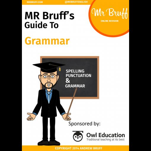 Mr Bruffs Guide to Grammar eBook