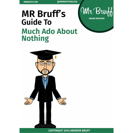 Mr Bruffs Guide to Much Ado About Nothing eBook
