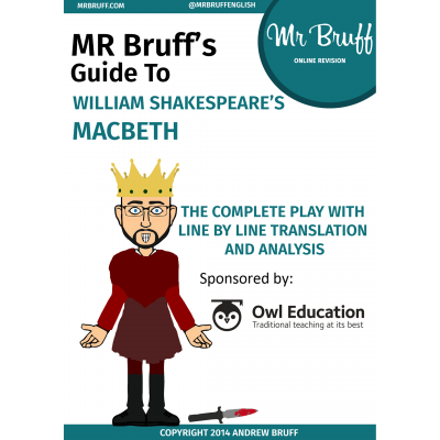 Mr-Bruffs-Guide-to-William-Shakespeares-Macbeth