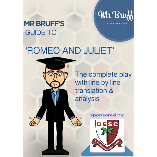 Mr Bruffs Guide to William Shakespeares Romeo and Juliet eBook