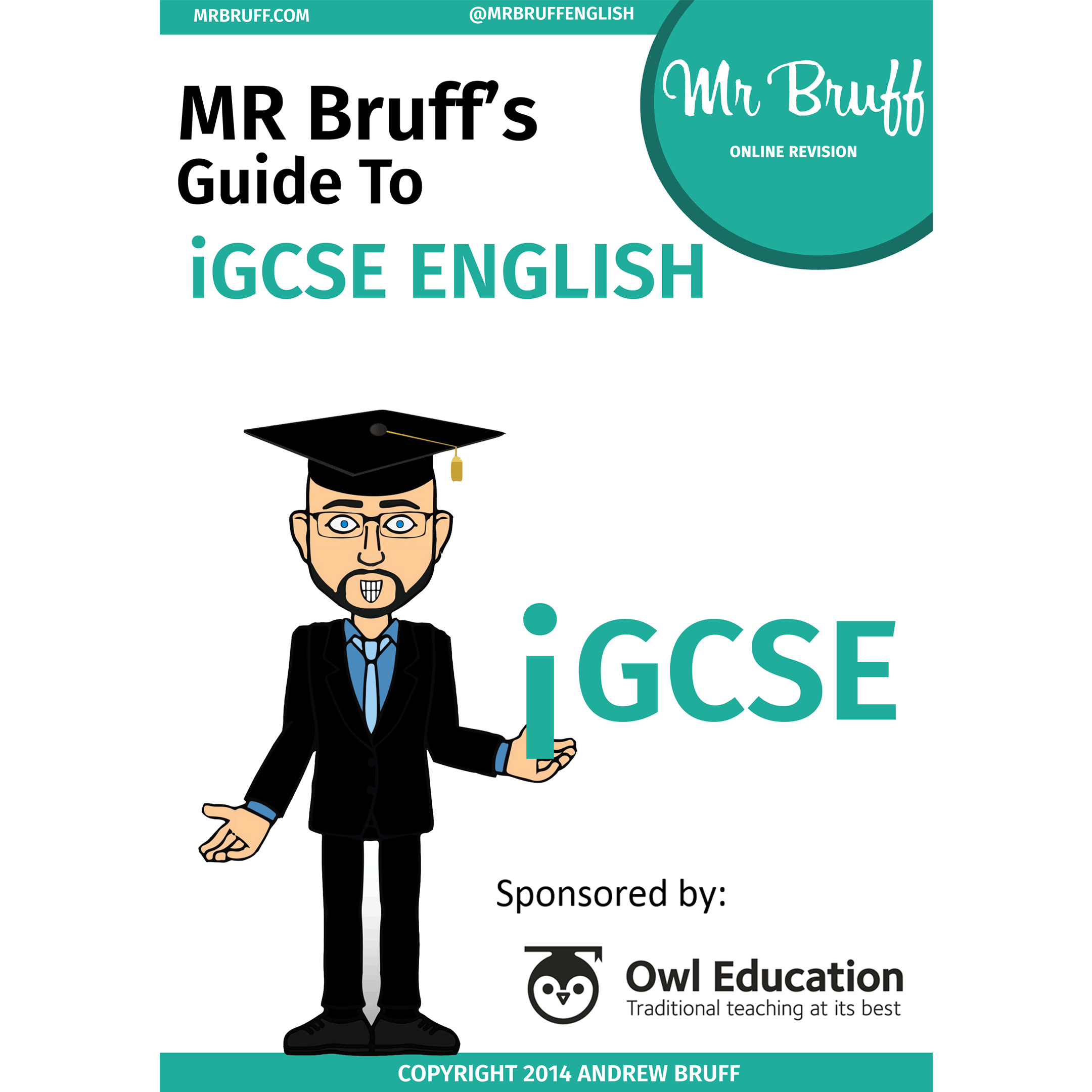 Mr Bruffs Guide to iGCSE English eBook