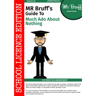 Mr-Bruffs-Guide-to-Much-Ado-About-Nothing-School-Licence-Edition