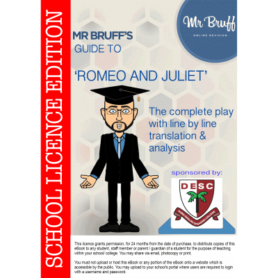 Mr-Bruffs-Guide-to-William-Shakespeares-Romeo-and-Juliet-School-Licence-Edition