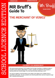Mr-Bruffs-Guide-to-Merchant-of-Venice-School-Licence-Edition