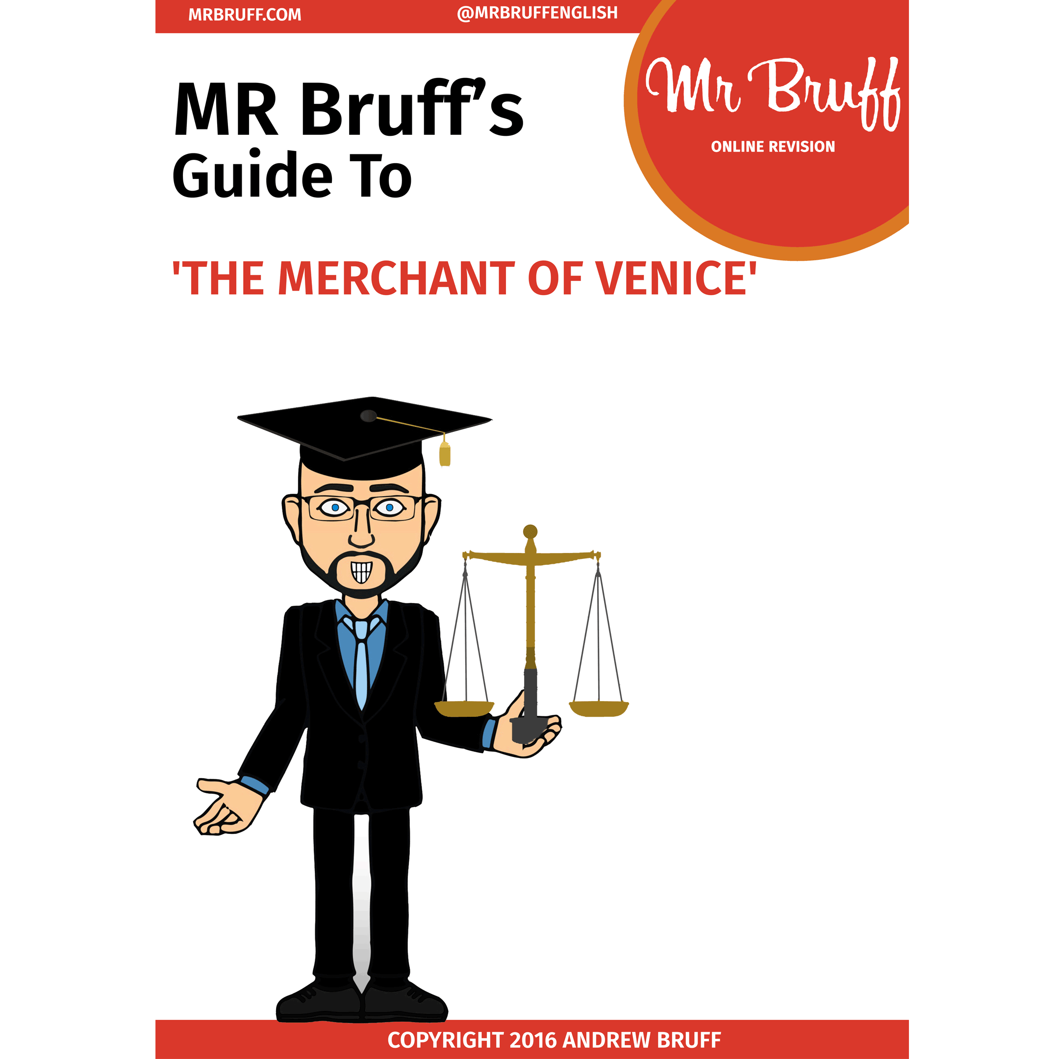 Mr Bruff's Guide To 'the Merchant Of Venice'