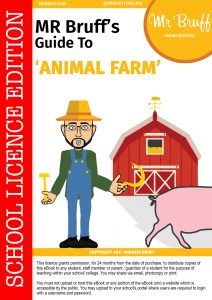 Mr-Bruffs-Guide-to-Animal-Farm-School-Licence-Edition