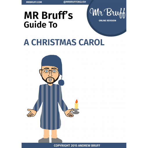 Mr Bruffs Guide to A Christmas Carol eBook