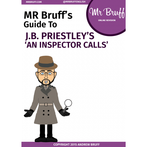 Mr Bruffs Guide to An Inspector Calls eBook