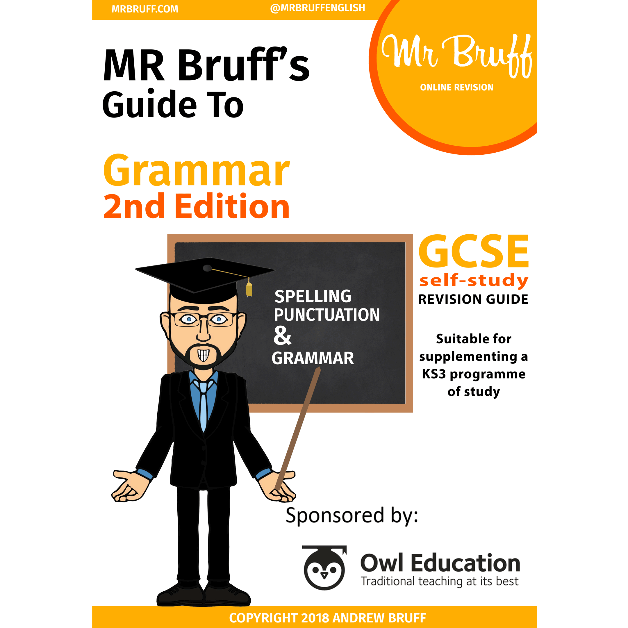 Basic Grammar Rules Ebook