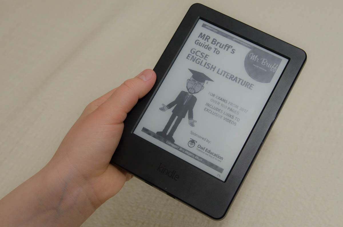 Add PDF to Kindle