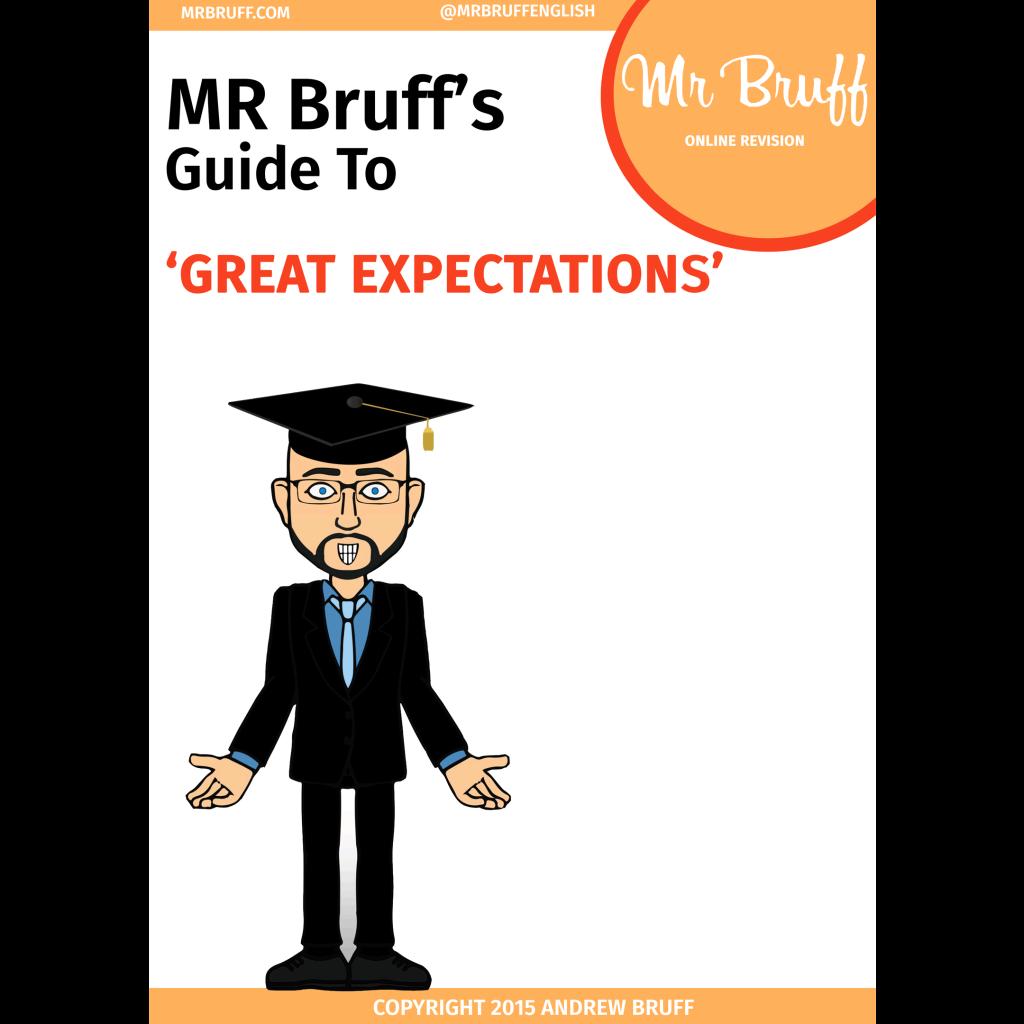 mr bruff u0026 39 s guide to  u0026 39 great expectations u0026 39