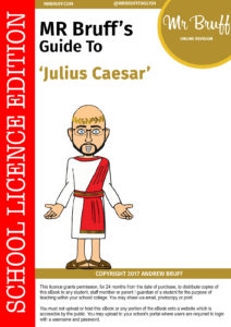 Mr-Bruffs-Guide-to-Julius-Caesar-School-Licence-Edition