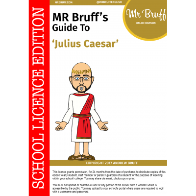 Mr-Bruffs-Guide-to-Julius-Caesar-School-Licence-Edition